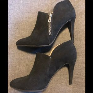 Black Mossimo Booties - Size 8